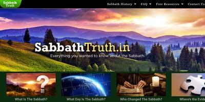 Visit Sabbathtruth.in