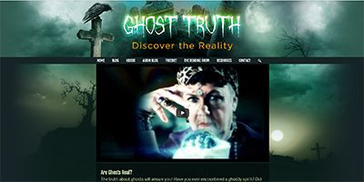 Visit GhostTruth.com