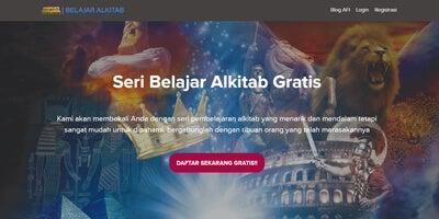 Visit Belajaralkitab.id