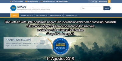 Visit IAfcoe.org