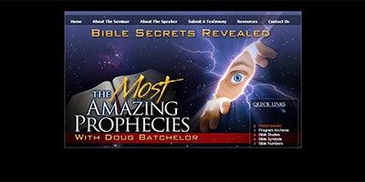 Visit MostAmazingProphecies.com