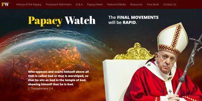 Visit PapacyWatch.com