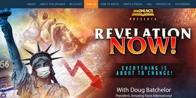Visit RevelationNow.com