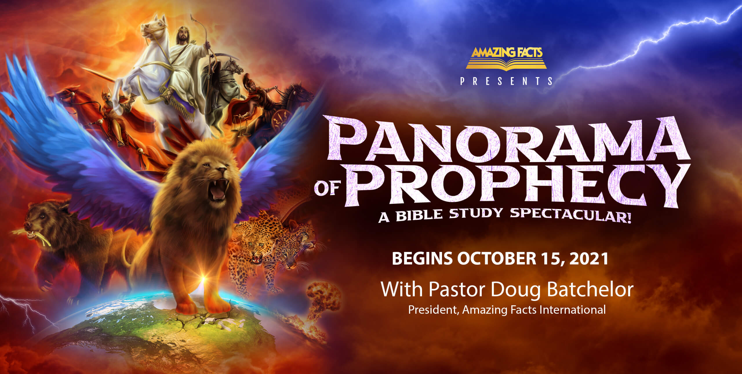 Panorama of Prophecy!