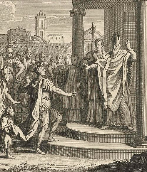 The Christianization of Constantine the Great