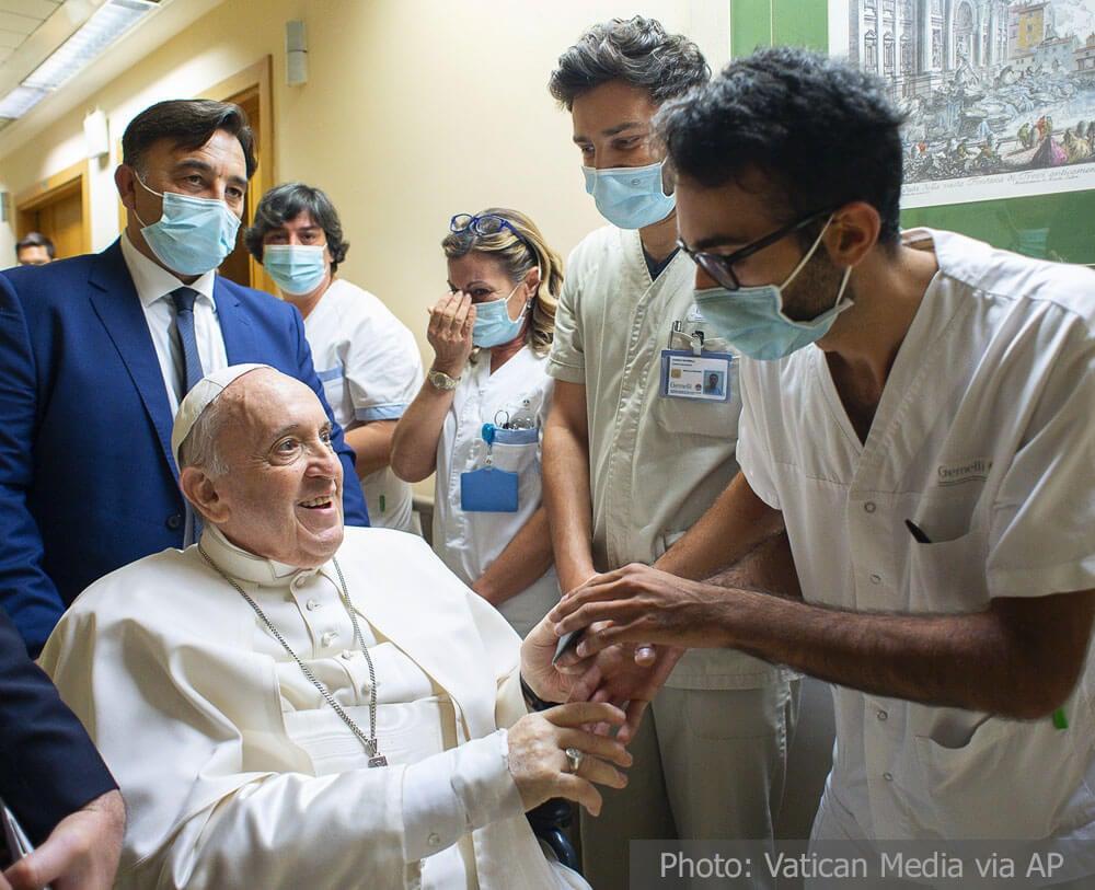 Pope Francis: A Sickness unto Death?