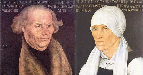 Martin Luther's Parents