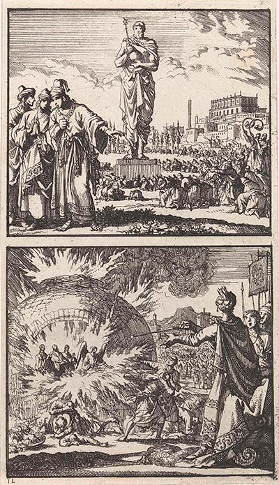 Nebuchadnezzar's Image and the Fiery Furnace