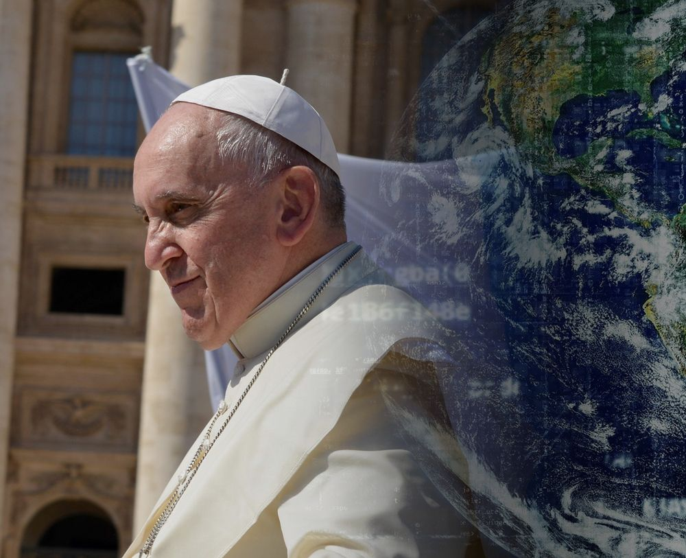 Pope Francis and A New World Order