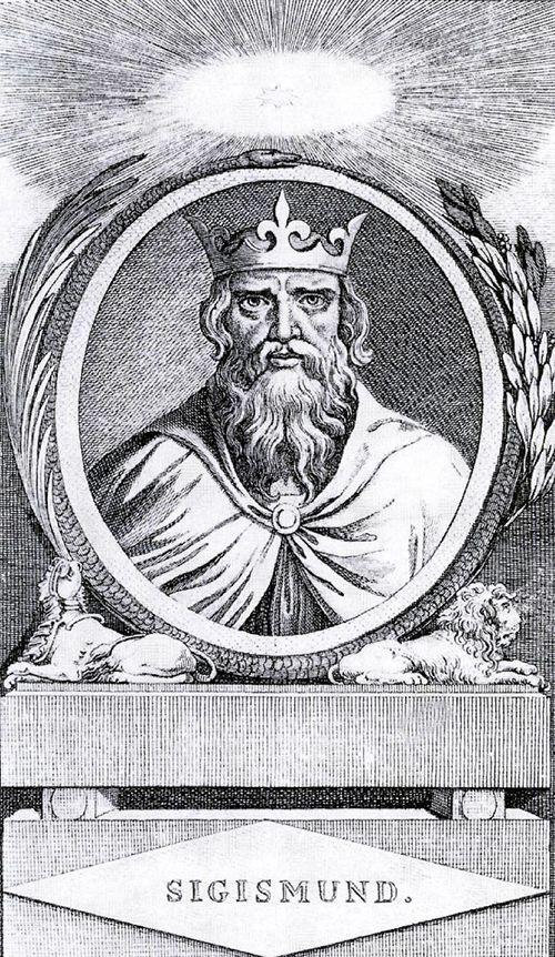 Roman Emperor Sigismund