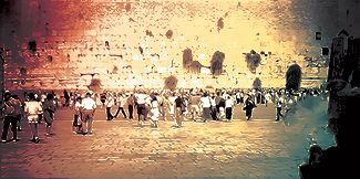 Will the temple in Jerusalem be rebuilt before Jesus comes?