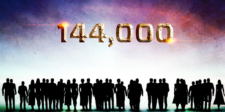 Who are the 144,000?