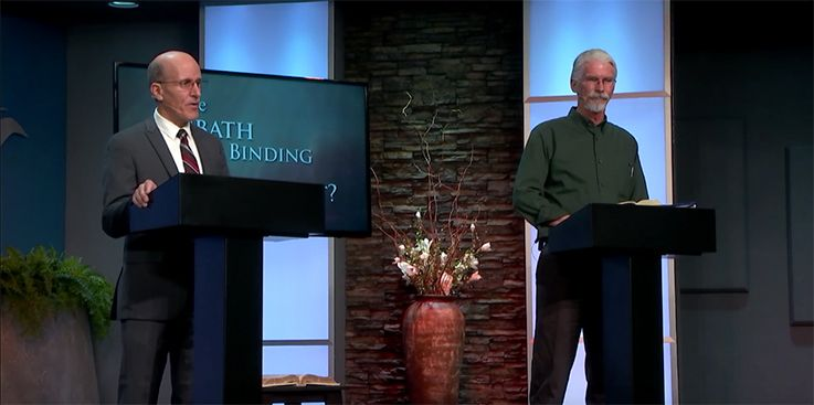 Should Christians Keep the Sabbath? - Doug Batchelor & Steve Gregg