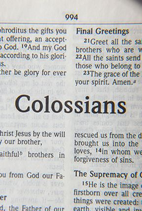Doesn't Colossians 2:14 wipe out the weekly <strong>Sabbath</strong>?