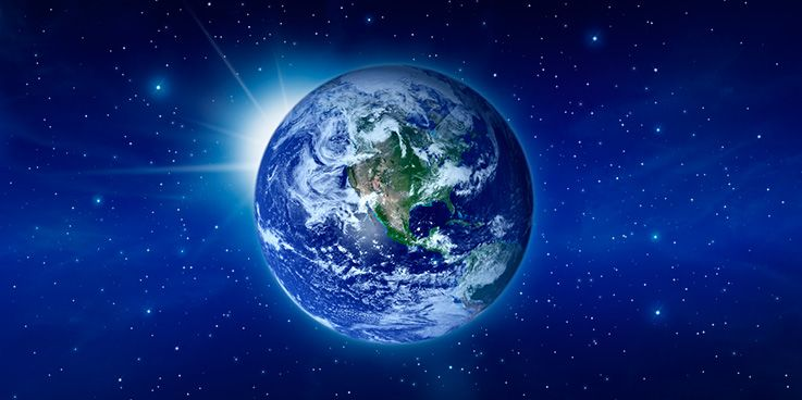 The earth is round—when it is noon here it is midnight on the opposite side of the earth. It is impossible for the Sabbath to be truly kept all over the world.