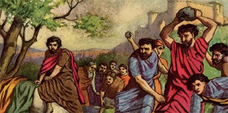 In Exodus 31:14 we read that Sabbath violators were to be stoned to death. Do you believe the same penalty should be enforced today? If you say that the penalty feature of the Sabbath law is done away, then you have really declared the Sabbath abolished, for a law has no force if there is no penalty provided for its violation. Again, in Exodus 35:3 we read that no fires were to be kindled on the Sabbath. If you believe the Sabbath law is still in force, why do you kindle fires on that day?