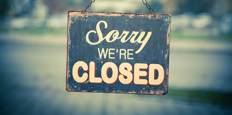 Our store is closed in observance the seventh-day Sabbath