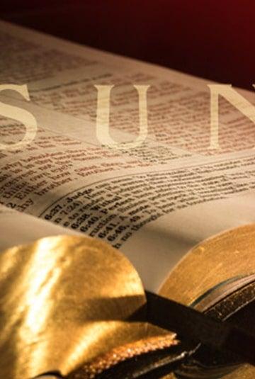 Four New Testament References to <em>Sunday</em>