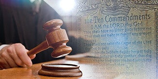 The Sabbath Blog - Are the Commandments Legal?
