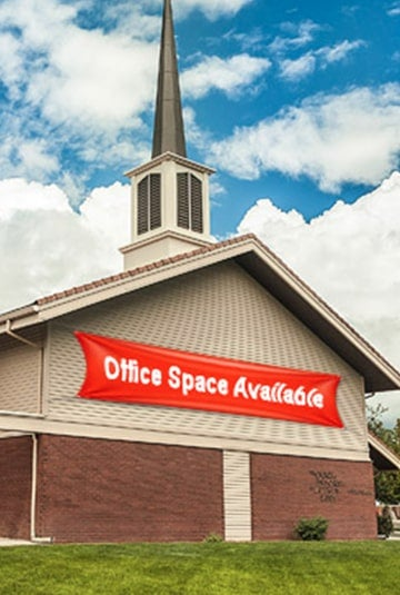 Churches Turn to Business for Survival