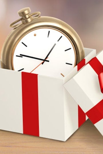 Discovering the Gift of Time