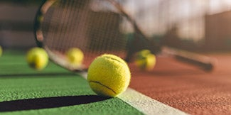 The Sabbath Blog - Tennis, the Sabbath, and the Courts