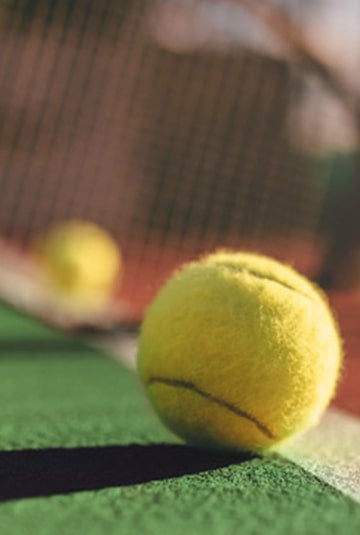Tennis, the <strong>Sabbath</strong>, and the Courts