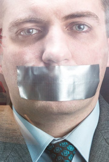 Is Free Speech Really Free?