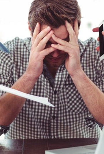 Are You at a Breaking Point at Work?