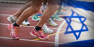 Israeli Olympian Faces Sabbath Test