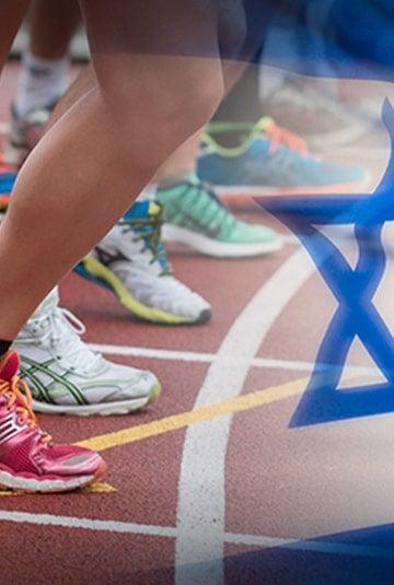 Israeli Olympian Faces <strong>Sabbath</strong> Test