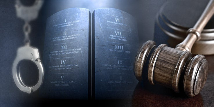 Religious Liberty and Legislating God's Law