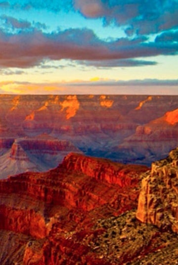 The Grand Canyon and Freedom