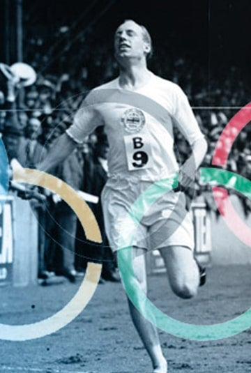 Sabbath and the Olympics
