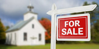 "The Sabbath Blog - When the ""For Sale"" Sign Goes Up at Church, What Happens?"