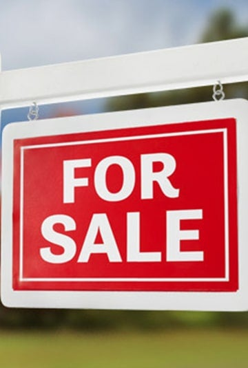 """When the """"For Sale"""" Sign Goes Up at Church, What Happens?"""