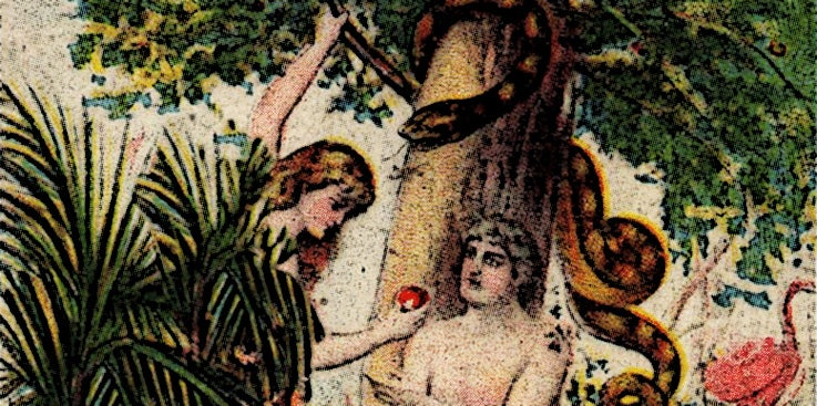 eve the serpent and death Adam blamed eve, and eve blamed the serpent eve conceived and gave birth to cain and, later, to abel after the death of abel, who was murdered by his jealous brother, eve gave birth to her third son like adam and eve, hide from taking responsibility for our decisions and actions bible.