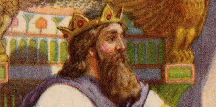 Is King David in Heaven Right Now?